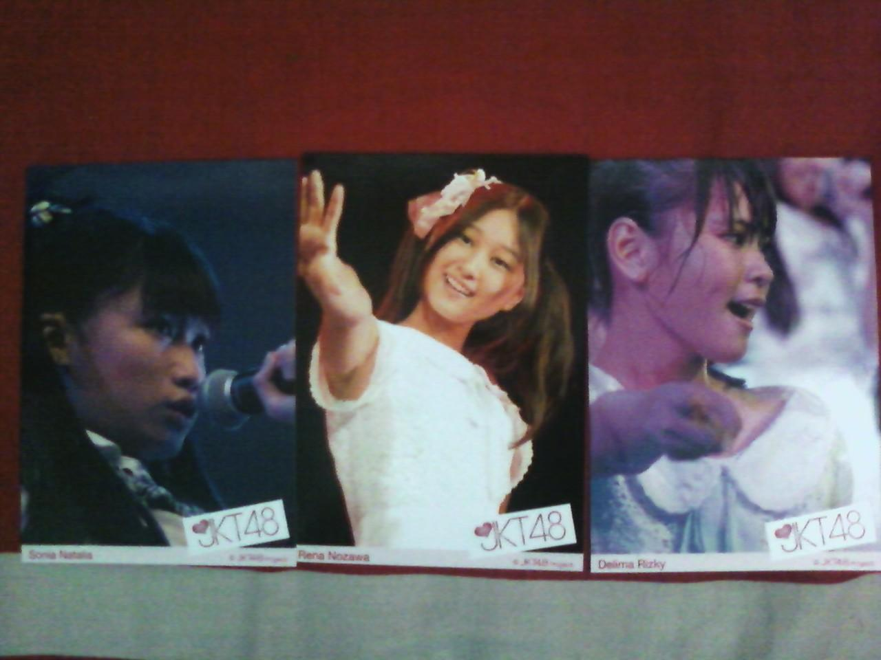 Photopack JKT48 harga pelajar