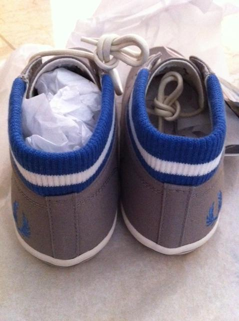 Fred Perry Shoes Original, Brand New in Box from UK SIZE US 7