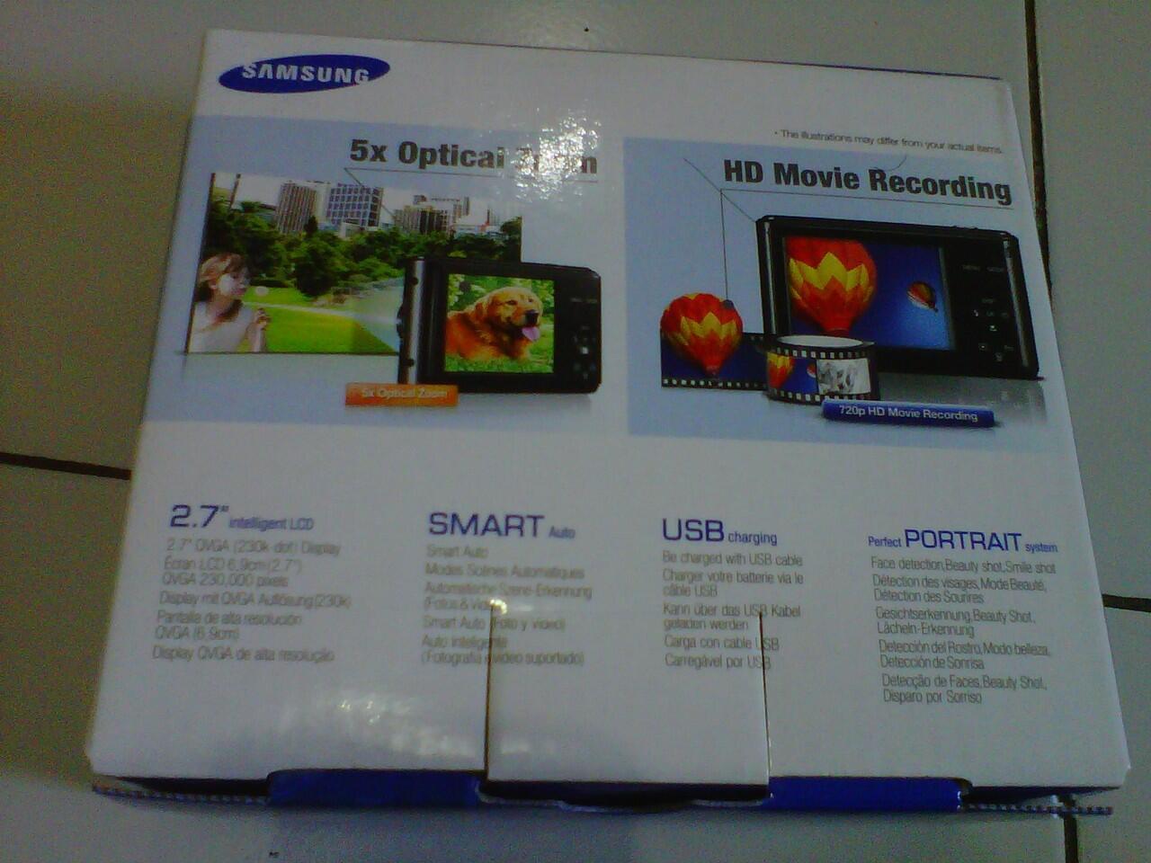 Jual Camera SAMSUNG ES91 Rp.950.000