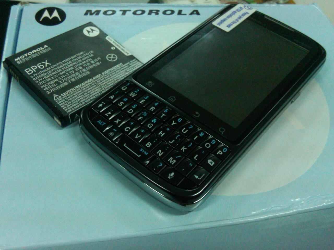 JUAL HP DROID PRO Motorola XT610 ( NEW ) GSM / CDMA