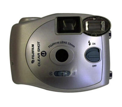 BIG SALE! Pocket Camera Fujifilm Clear Shot U 33mm
