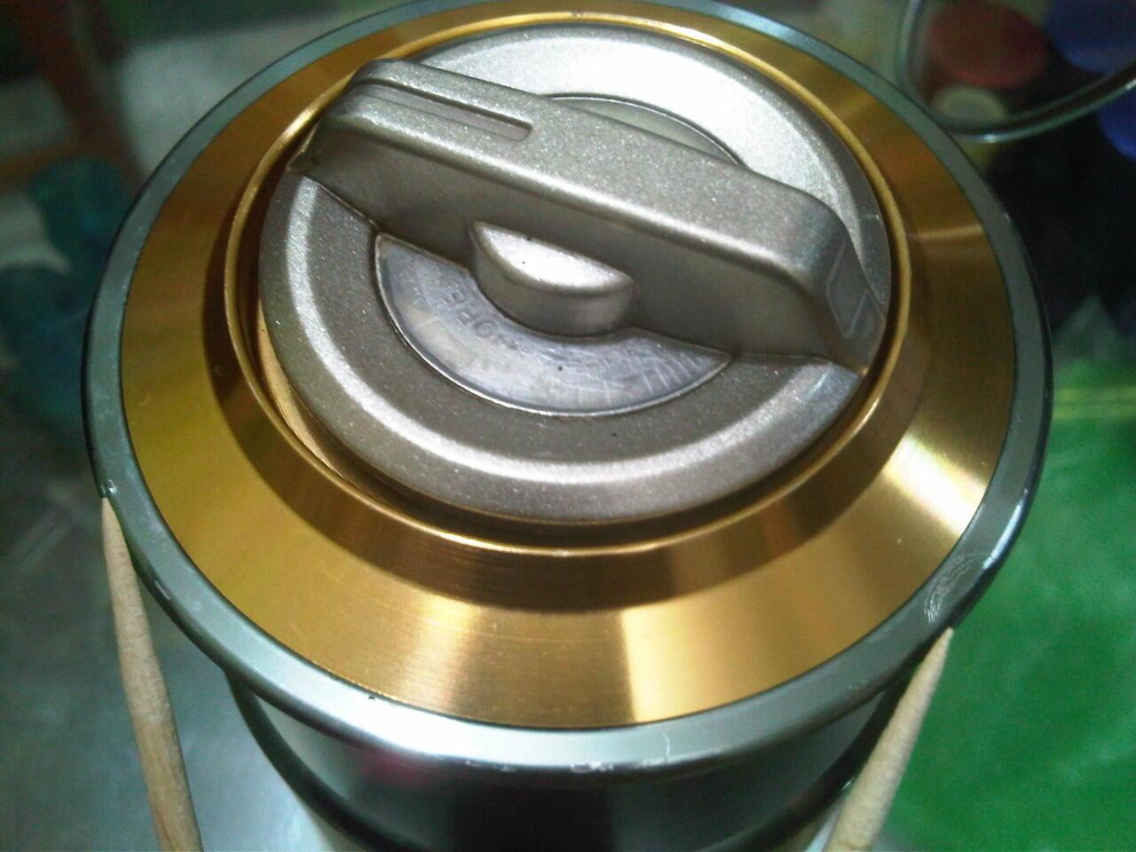 Reel Pancing SHIMANO STRADIC 8000FI double spool murah aja