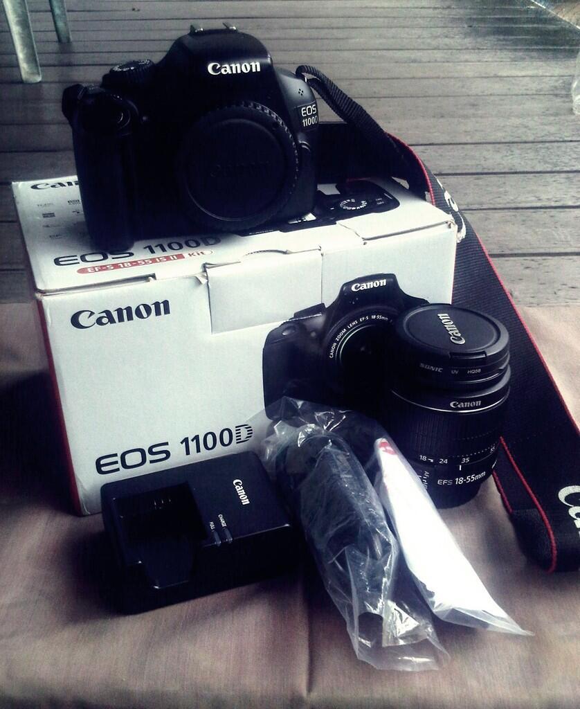 Canon 1100D Body+Kit