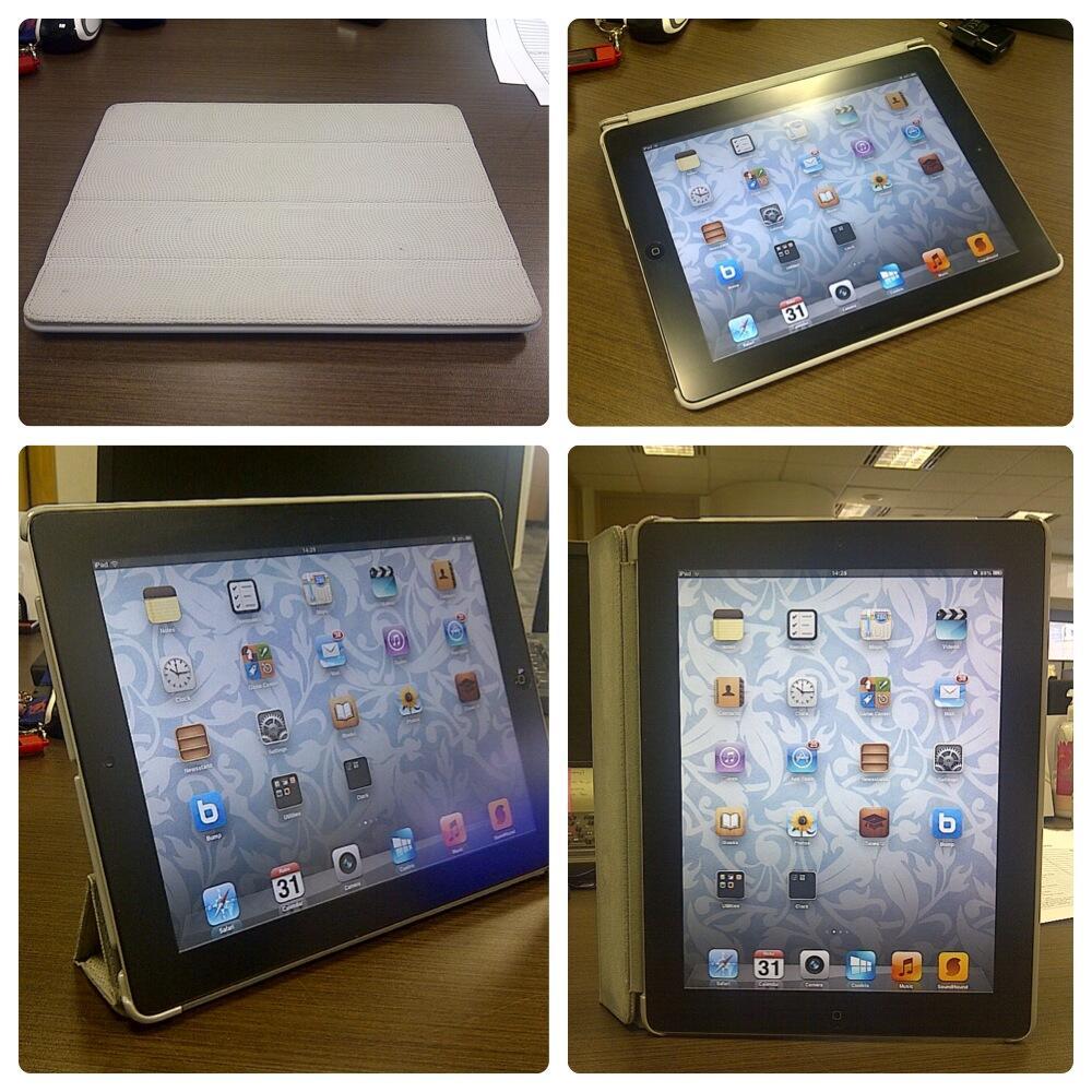 Dijual cepat Ipad 2 32gb wifi + Ipod touch 4gen 8gb
