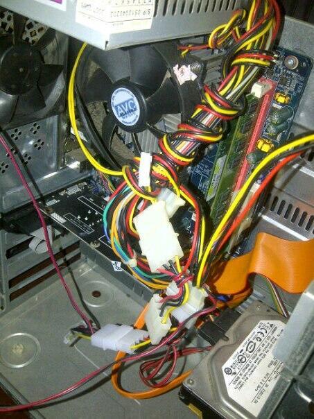 jual VGA PCI Express ZOTAC GT 210 512mb & 1GB