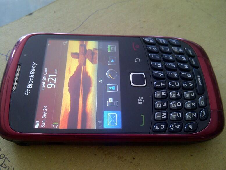 blackberry gemini 3g 9300 komplit