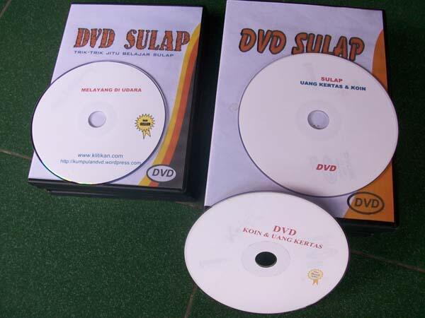 dvd sulap murah