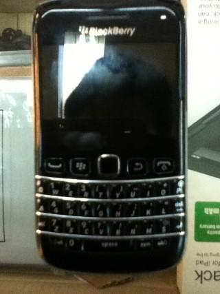 BlackBerry, iPhone, Android, HTC Smartphone Second macem-macem diliat aja dulu,