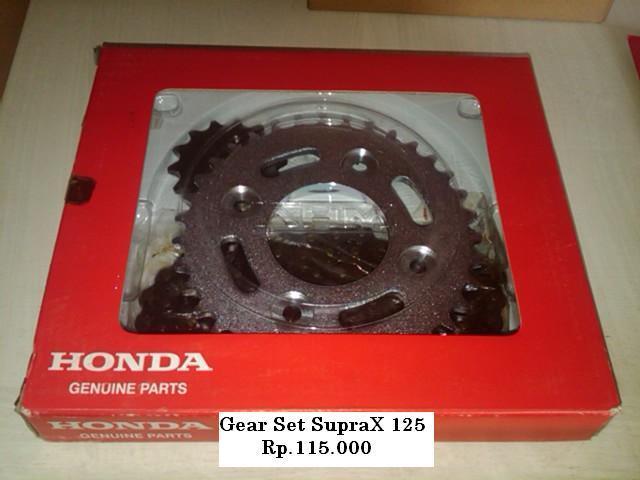 Penjualan Spare Part Original /Asli Honda AHM
