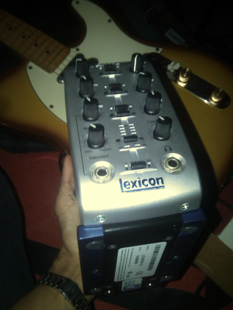 JUAL CEPAT SOUNDCARD LEXICON by OMEGA.. Made In U.S.A..