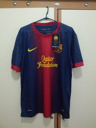 Jersey Barcelona Home 10# Messi Grade ORI only 160.000 !! GET IT!!