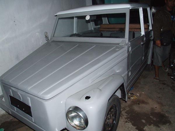 Dijual VW Safari Mexico versi Hardtop (Barang Langka nih gan)