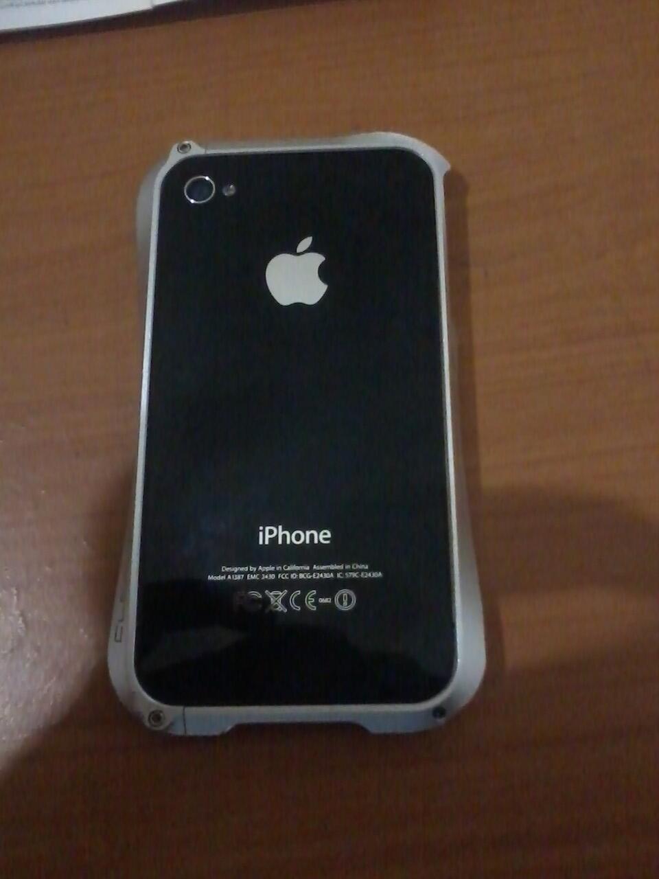 Jual I phone 4S Garansi Resmi XL Indonesia Muraaah aja, Kondisi 99%