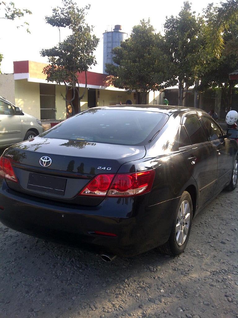 For Sale Toyota Camry 2007 2.4G Hitam Surabaya