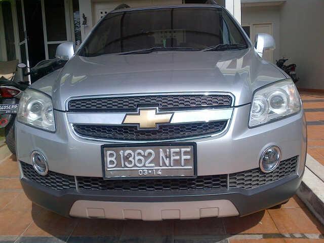 For sale Chevrolet Captiva 2.4L AT