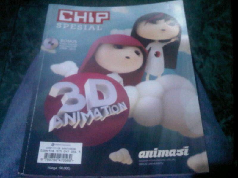 Majalah CHIP Special 3D Animation