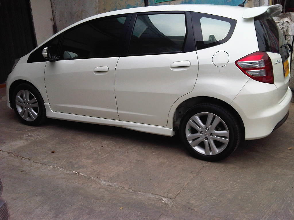 Honda Jazz RS A/T ALL NEW JAZZ RS AT