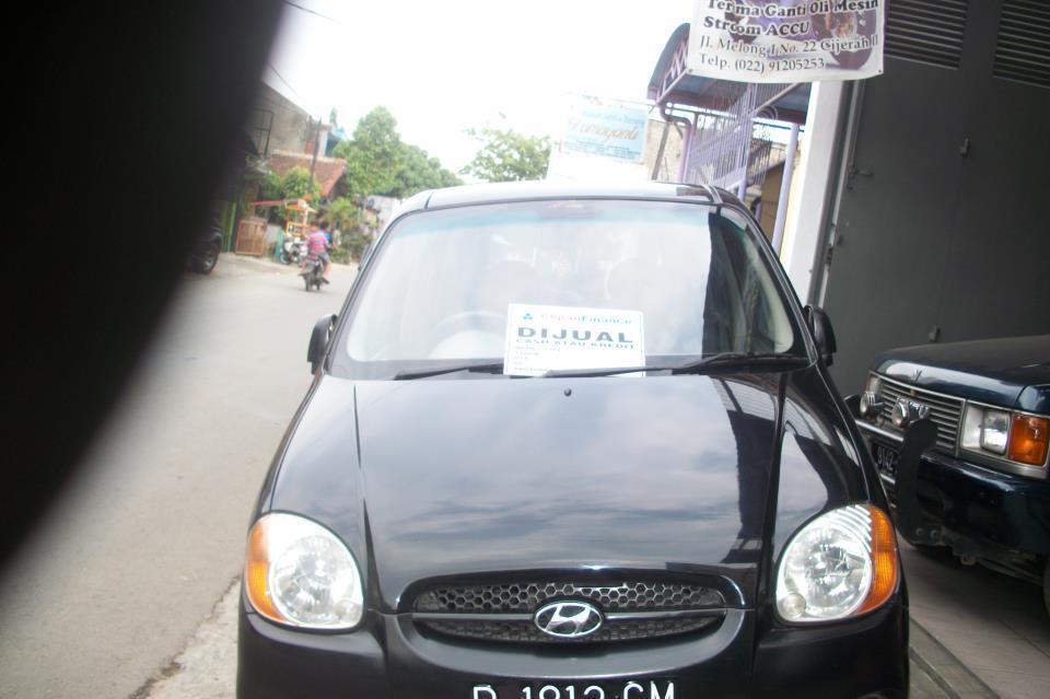 Hyundai Atoz Type GLS tahun 2003 plat Bandung