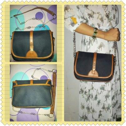 secondhand vintage bag 99% good condition
