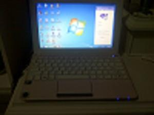 JUAL NOTEBOOK ASUS EEE PC PINK