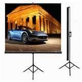 WORLD SCREEN LAYAR TRIPOD 70 ""