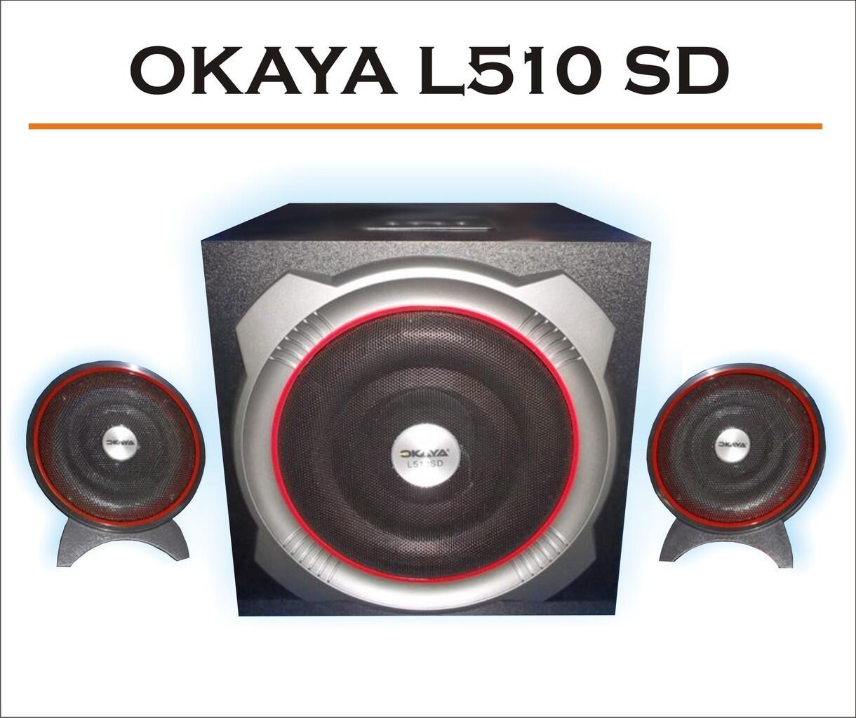 Speaker Okaya (Radio,USB,MMC Play)