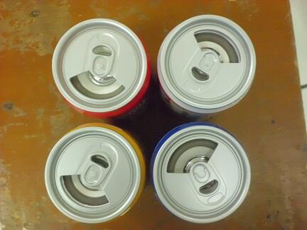 Music Box atau Speaker minuman kaleng