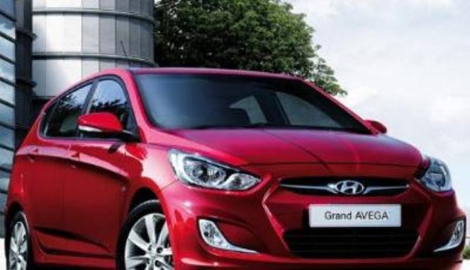 Cukup dengan Uang SATU JUTA SAJA bawa pulang Hyundai GRAND AVEGA. .UNIT READY STOK