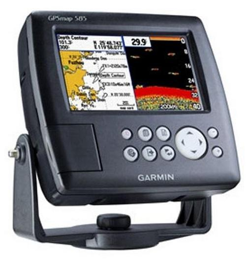GPS Garmin Map 585