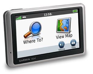 GPS Garmin Map 585