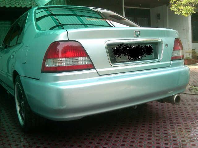 Honda City Type Z 2001 M/T