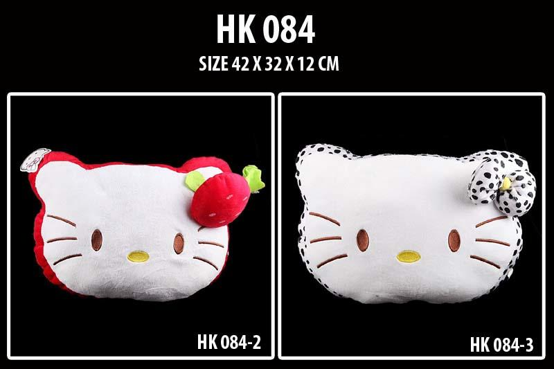 aneka Boneka , Sendal, Bantal, Guling, Pouch, Keset HELLO KITTY reseller welcome
