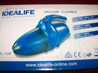 VACUUM CLEANER IDEALIFE IL-130 original