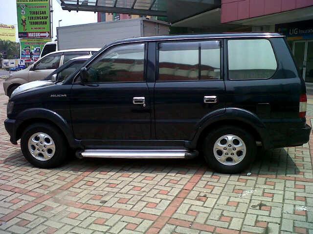 Jual Mitsubishi Kuda GLS - Bensin Tahun 2001
