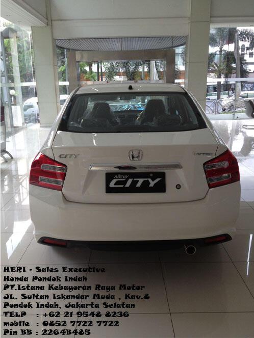 Ready New Honda City 2012 , Proses Kredit Cepat + Data Di bantu, angsuran ringan