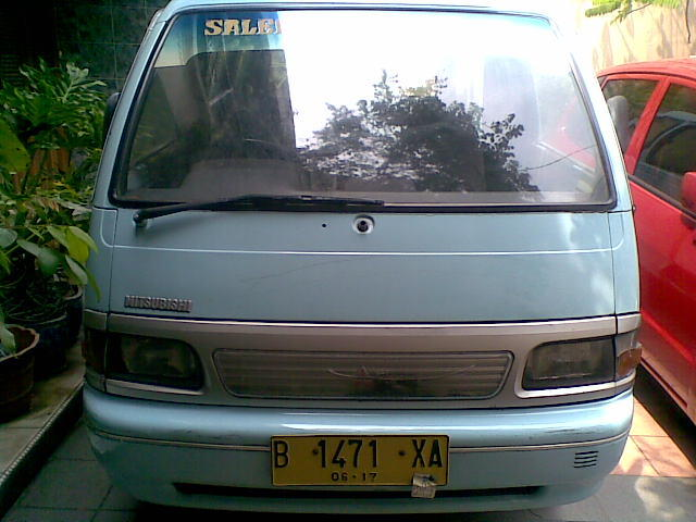 Di Jual CEPAT! Angkutan Umum JP 04 (Salemba-Rawasari)