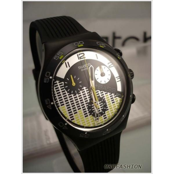 cari jam tangan swatch YC B4011 Electro Vibes