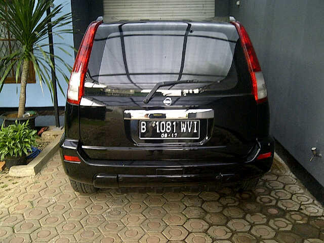 Jual Cepat! Nissan XTRAIL th 2005, Velg Ring 18 SSR, Audio Pioneer   ISTIMEWA!!