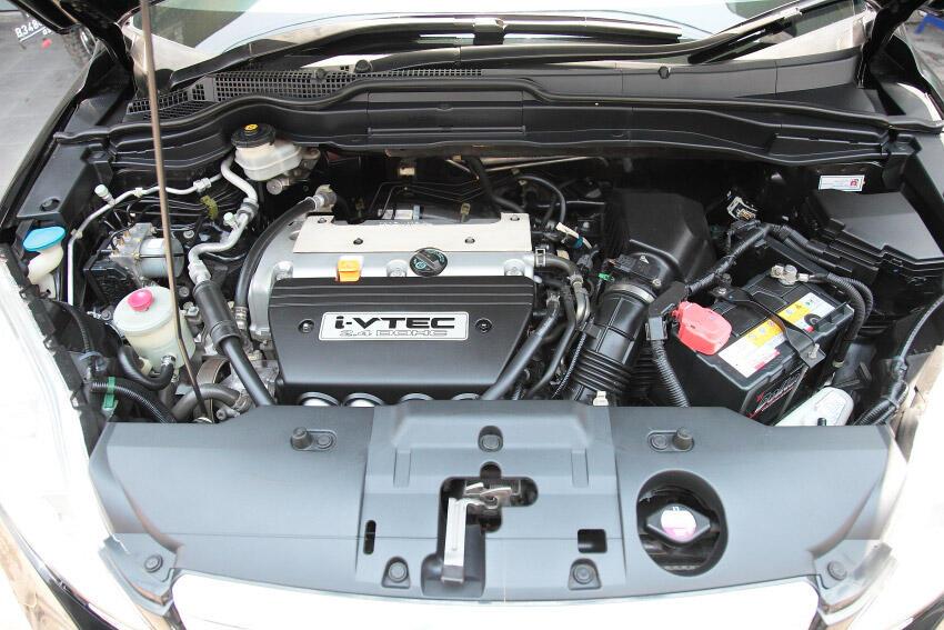 Honda New CRV 2400cc 2007 black, bandung