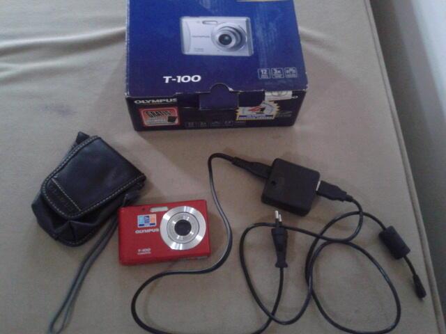 jual kamera olympus T100 12MP 3xOptical Zoom - Depok/Jaksel