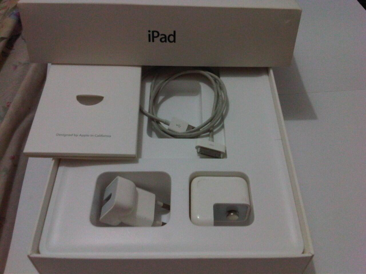 Jual IPad2 Wifi only White 16GB