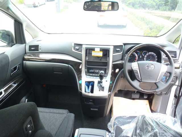 Toyota New Alphard G Automatic 2012 jakarta
