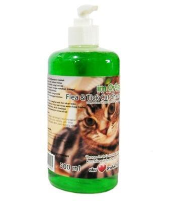 im organic cat food and suplemen kucing