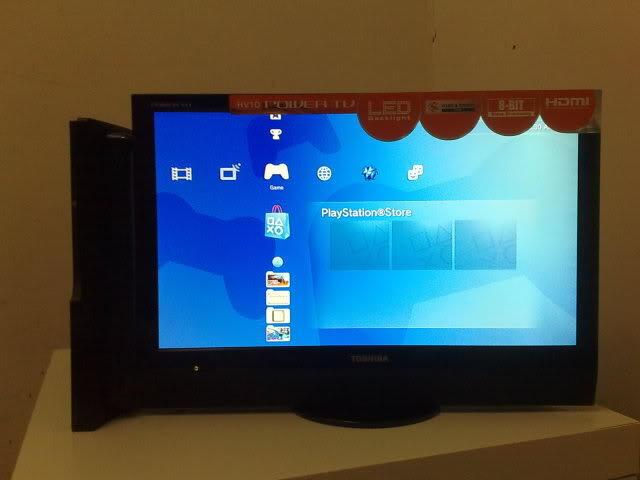 Jual Cepat LED Toshiba 24PS1E Power TV 24 inch / Bandung