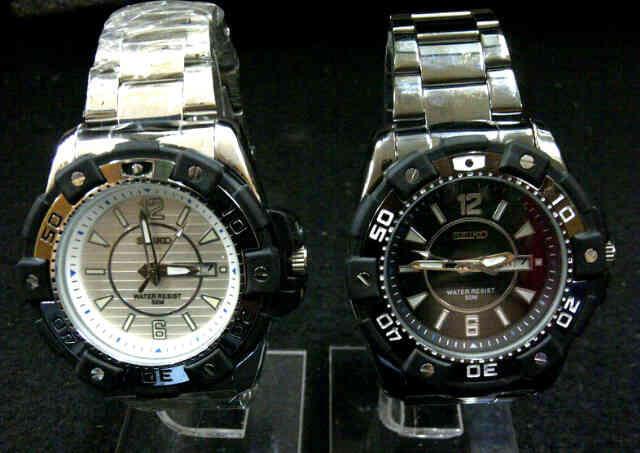 JUAL: jam tangan bermerek dan berkualitas (Alba, Casio, Rip Curl, Quiksilver, etc)