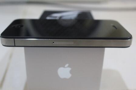★ ★ ★ iPhone 4G FU Black 32GB [MULUS + FULLSET] ★ ★ ★