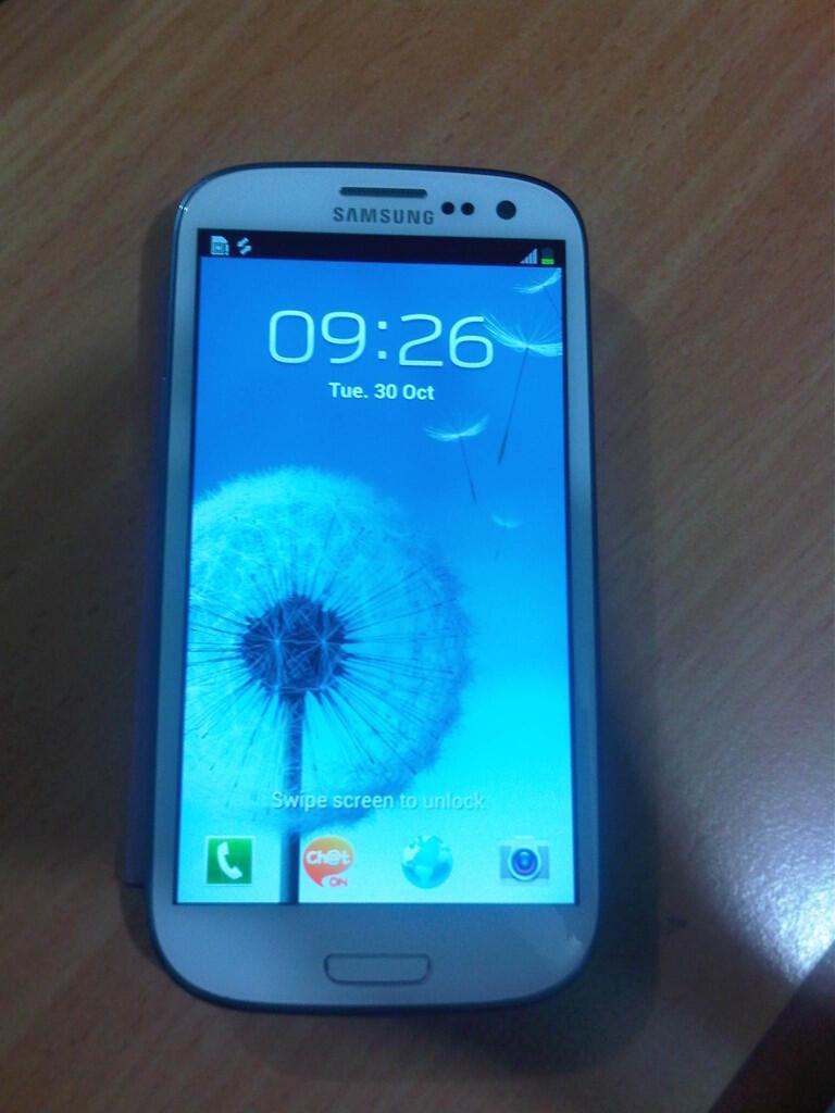 Samsung Galaxy S3 Second Pontianak