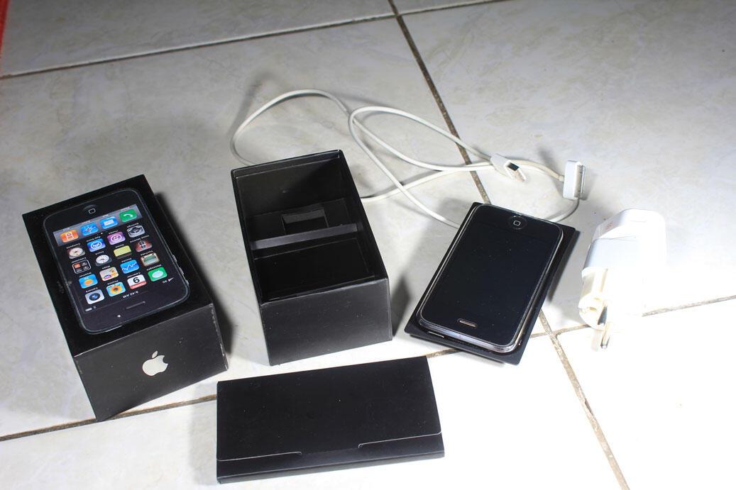 Jual Iphone 3GS 16GB Murah gan