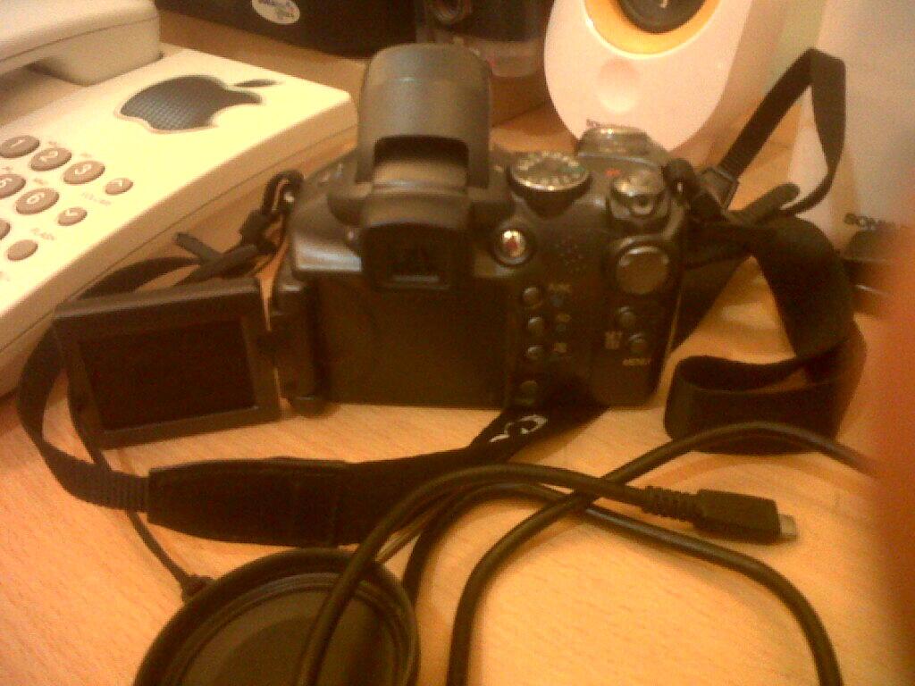 Lagi BU, Camera Kesayangan Ane