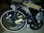 Sepeda Lipat (Folding bike) Danon MU UNO